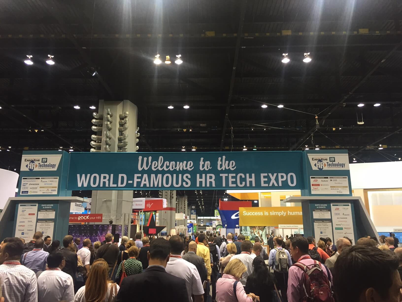 HRがマーケティングに近づく時代へ HR Technology Conference@シカゴで感じたこと